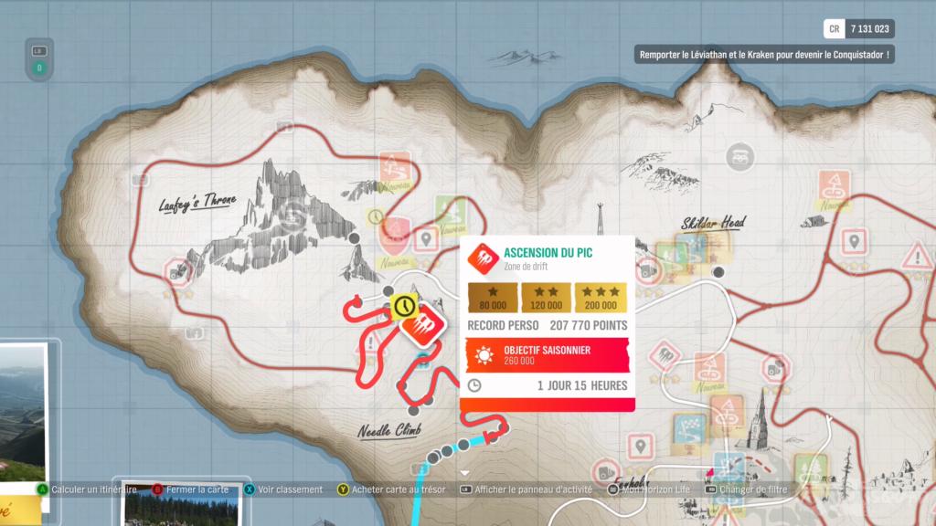 La Carte Au Tresor Quel Jour.Soluce Tous Les Tresors De Fortune Island Forza Horizon 4