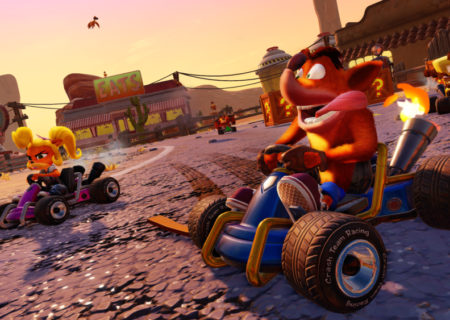 The Game Awards – Crash Team Racing Nitro-Fueled Présenté !