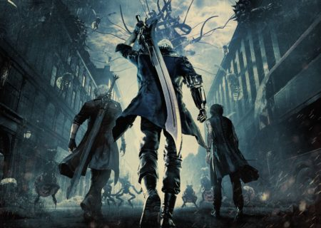 Disponibilité de la démo exclusive de Devil May Cry 5