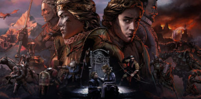 Test – ThroneBreaker : The Witcher Tales