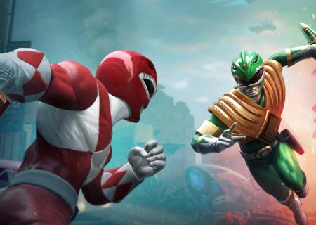 Power Rangers : Un jeu de baston en avril sur Xbox !
