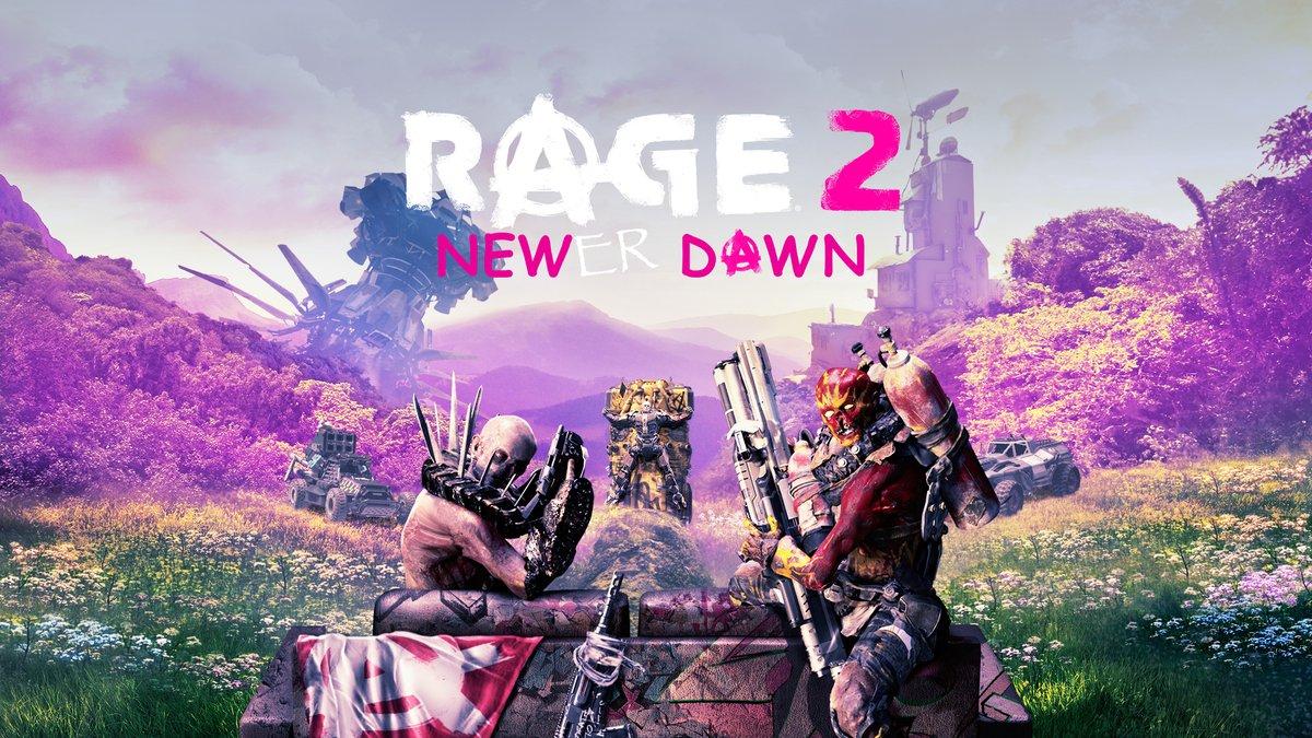 Tout va bien pour RAGE 2 qui est désormais Gold ! - XboxSquad.fr