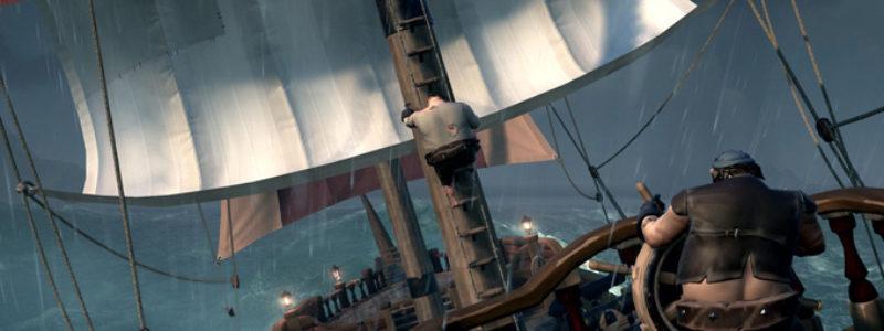 Sea of Thieves – De la proue jusqu'aux cales : visite guidée du navire