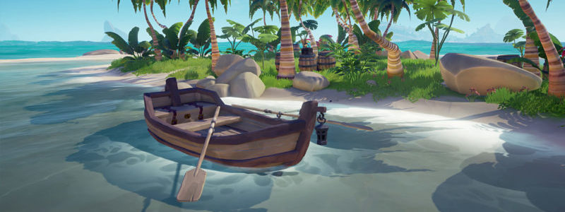 Sea of Thieves – Sloop, brigantin, galion : comment bien choisir son navire