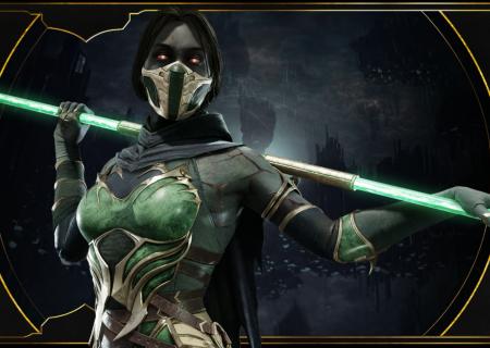 Jade fera son retour dans Mortal Kombat 11 : la bande annonce