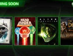 Xbox Game Pass : 4 nouveaux jeux avant la fin du mois