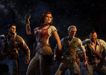 Black Ops IIII Zombies, le trailer de Ancien Evil !