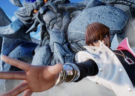 Jump Force : Seto Kaiba en images + la roadmap