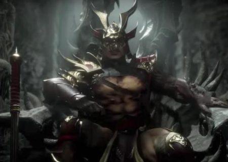 Mortal Kombat 11 : Shao Khan is back, et il est pas content