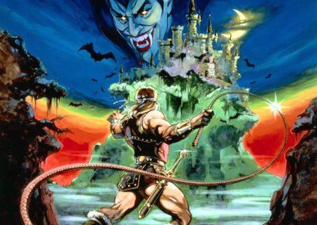 La liste des jeux de la compilation Castlevania est connue