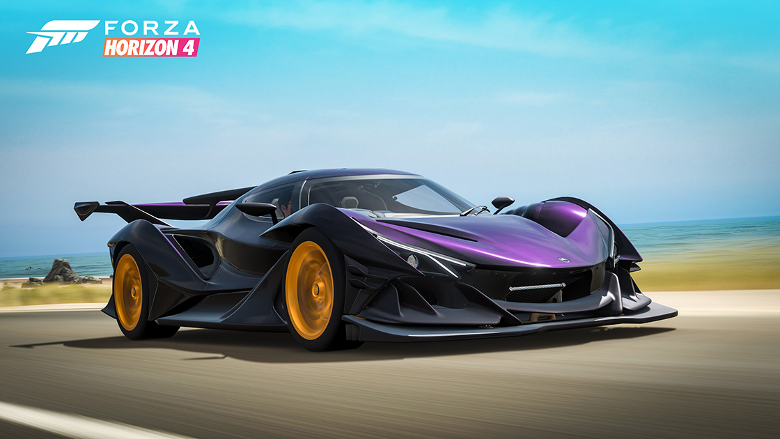 la mise jour series 9 de forza horizon 4 est disponible. Black Bedroom Furniture Sets. Home Design Ideas