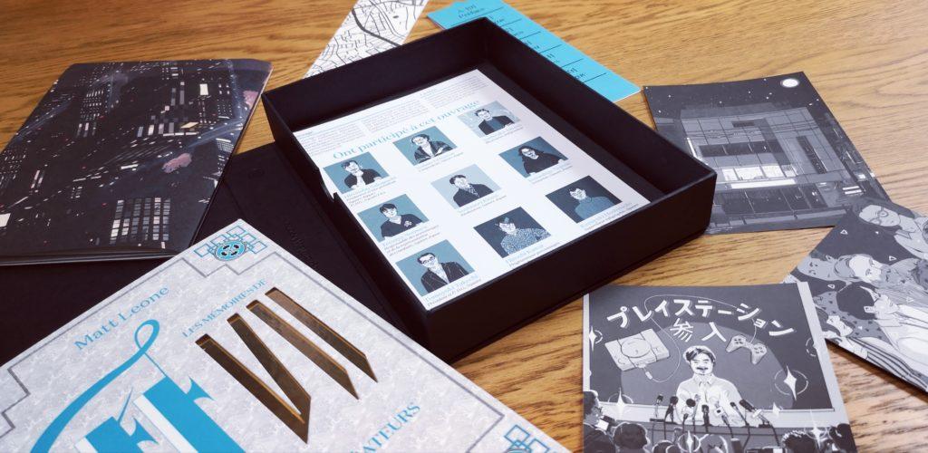 Memoires-FFVII-first-print