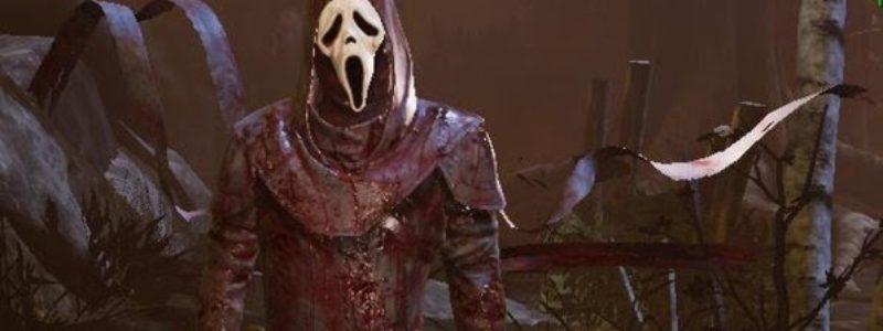 Un leak dévoile l'arrivée de Scream dans Dead by Daylight