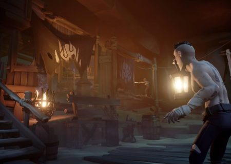 Sea of Thieves – Le guide des Tall Tales : L'art de la piégeuse