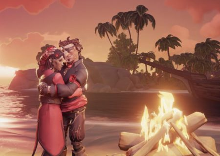 Sea of Thieves – Le guide des Tall Tales : Wild Rose