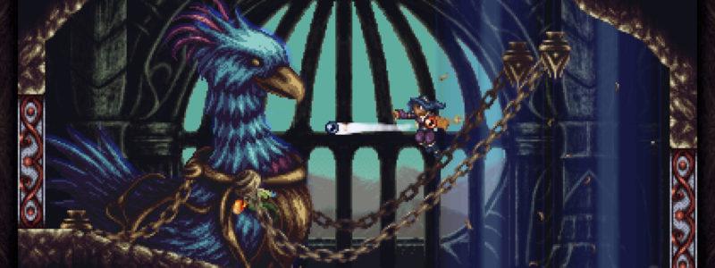 Timespinner est disponible dans le Gamepass sur PC… et console !