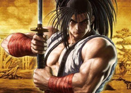Un nouveau personnage de Samourai Shodown nous est présenté
