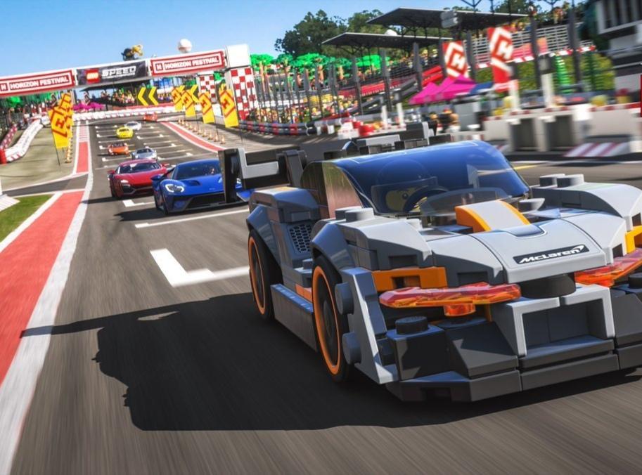 E3 2019 - Forza Horizon 4 : le dlc Lego Speed Champions