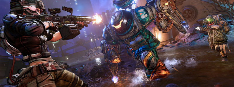 Borderlands 3 : Du cross-play oui, mais pas tout de suite