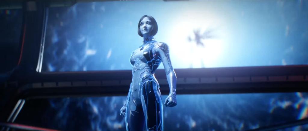 Halo 5 : Guardians - Cortana, takes the power