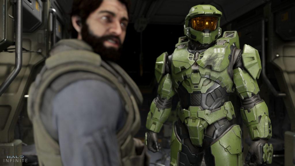 Halo Infinite - Un passager pas comme les autres