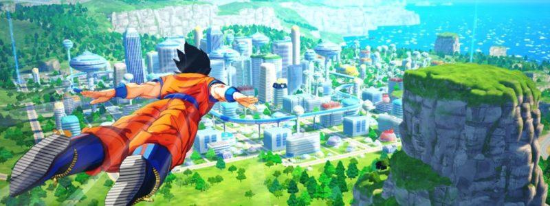 Vegeta, Gohan et Piccolo jouables dans Dragon Ball Z Kakarot