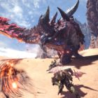 Le Glavenus s'annonce dans Monster Hunter World : Iceborne