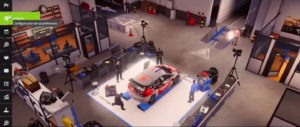WRC-8-Aperçu-Carrière-Réglages-Voiture