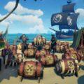 """Sea of Thieves : La mise à jour """"Black Powder Stashes"""" est disponible"""