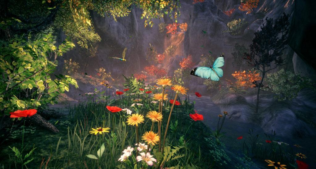 bee-simulator-flower