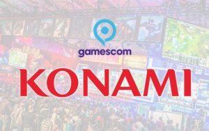Konami-Gamescom