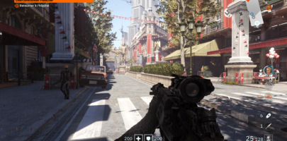 Test – Wolfenstein Youngblood, Sisters to the end.