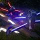 Des courses de drone dans DCL : The Game