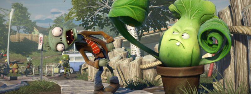 Update – Le trailer de Plants vs Zombies : Battle for Neighborville fuite sur la toile