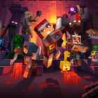 Minecraft Dungeons montre sa cinématique d'intro