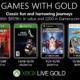 Les Games with Gold de novembre sont annoncés