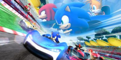 Testlag : Team Sonic Racing, on collabore ?