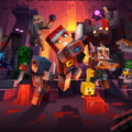 Minecraft : Dungeons – Le cross-play arrive la semaine prochaine