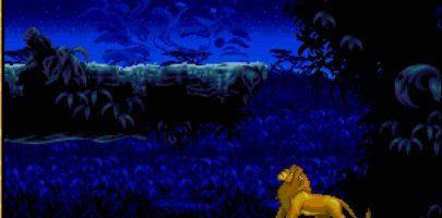 Disney-Classic-Games-Aladdin-Roi-Lion-Gameplay-Le-Roi-Lion-Niveau-7