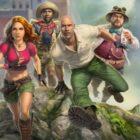 Jumanji : le jeu vidéo , la bande annonce de lancement