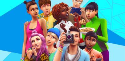 Les-Sims-4-title