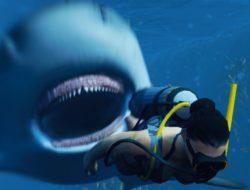 Maneater : les dents de la mer s'invitent sur Xbox