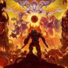 DOOM Eternal : vidéo de gameplay d'un nouveau Boss, le Doom Hunter !