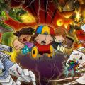 Cardpocalypse - Jess et ses amis menacés par des animaux mutants