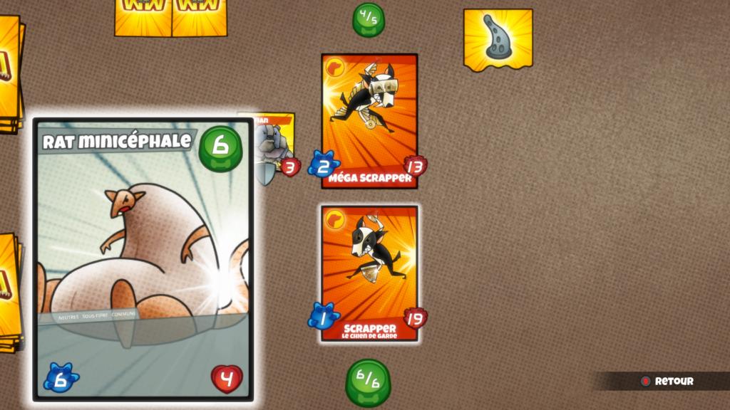 Cardpocalypse - apperçu de cartes du jeu