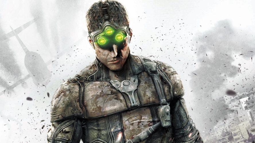 Un nouveau jeu en 2021 d'après le doubleur Luca Ward — Splinter Cell