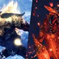 Monster Hunter World : Iceborne, le trailer de la mise à jour de mars