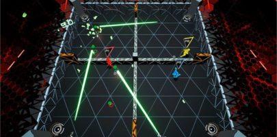 Rebound-Dodgeball-Evolved-Gameplay