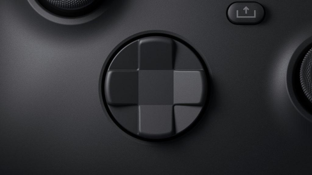 Manette-Xbox-Series-X-DPAD