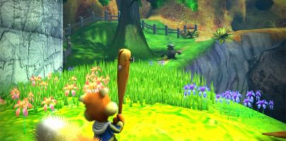 Conker-Live-And-Reloaded-Gameplay